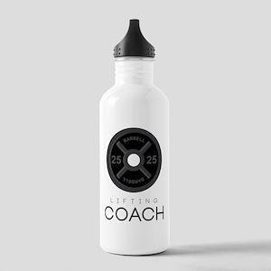 Lifting Coach Water Bottle