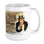 bill of rights 2nd admend1 lp Mug