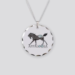 Appaloosa Horse Necklace