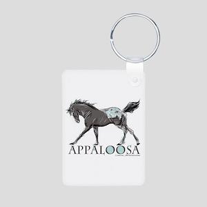 Appaloosa Horse Keychains