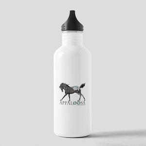 Appaloosa Horse Water Bottle