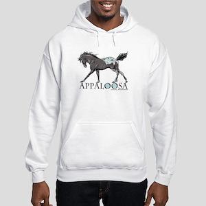 Appaloosa Horse Hoodie