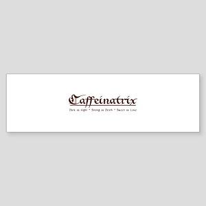 Caffeinatrix Bumper Sticker