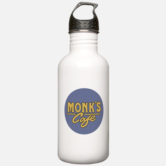 Cute Monk Water Bottle