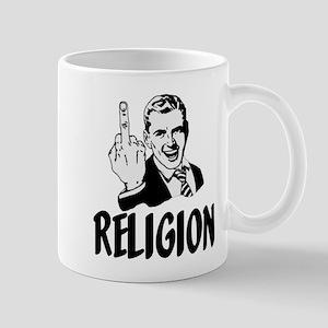 fuck religion Mug