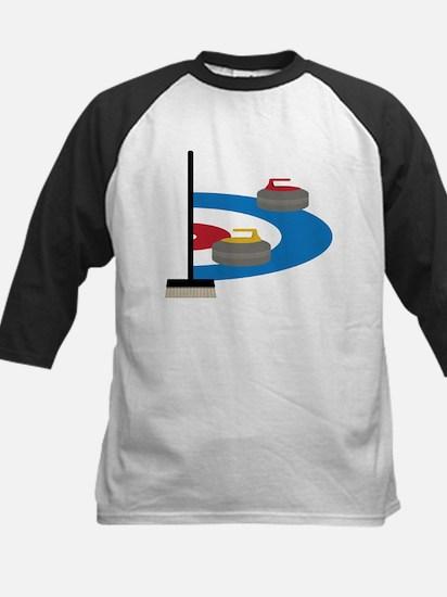 Curling Baseball Jersey