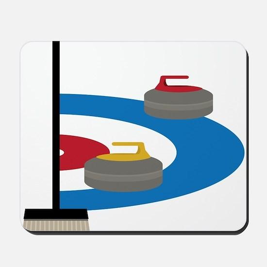 Curling Mousepad