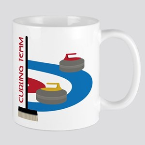 Curling Team Mug