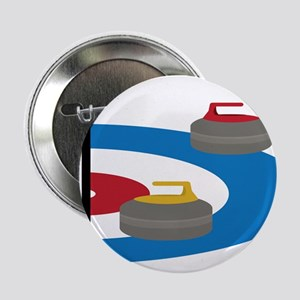 "Curling Team 2.25"" Button"
