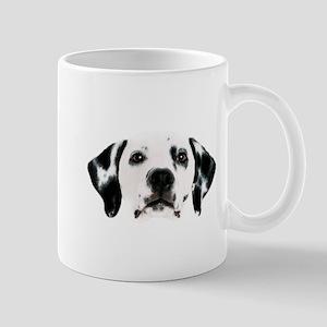 Dalmatian Face Mug