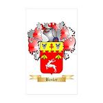 Banker Sticker (Rectangle 50 pk)