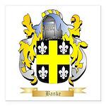Banke Square Car Magnet 3
