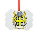 Banke Picture Ornament