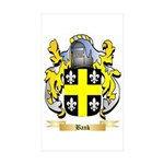 Bank Sticker (Rectangle 10 pk)