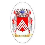 Banister Sticker (Oval 50 pk)