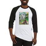 WooFHouse Illustration Baseball Jersey