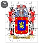 Banishevitz Puzzle