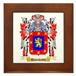 Banishevitz Framed Tile