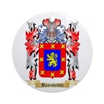 Banishevitz Ornament (Round)