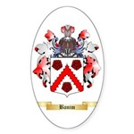 Banim Sticker (Oval 50 pk)
