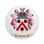 Banim Ornament (Round)