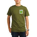 Banfill Organic Men's T-Shirt (dark)