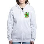 Banfill Women's Zip Hoodie