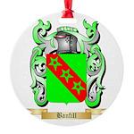 Banfill Round Ornament