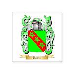 Banfill Square Sticker 3