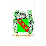 Banfill Sticker (Rectangle 50 pk)