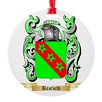 Banfield Round Ornament