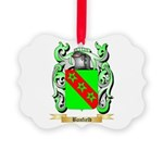 Banfield Picture Ornament