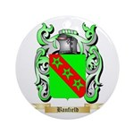 Banfield Ornament (Round)