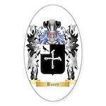 Baney Sticker (Oval 50 pk)