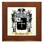 Baney Framed Tile