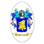 Baneles Sticker (Oval)