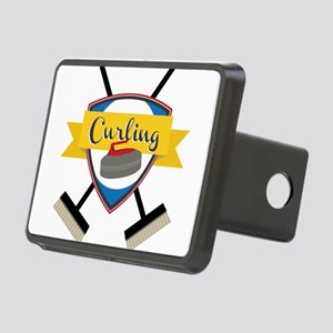 Curling Logo Hitch Cover
