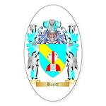 Bandt Sticker (Oval 50 pk)