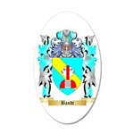 Bandt 20x12 Oval Wall Decal