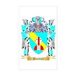 Bandner Sticker (Rectangle)