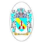 Bandner Sticker (Oval)
