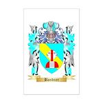 Bandner Mini Poster Print