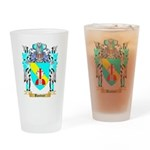 Bandner Drinking Glass