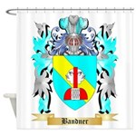 Bandner Shower Curtain