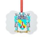 Bandner Picture Ornament
