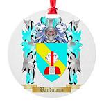Bandmann Round Ornament