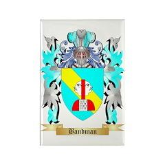 Bandman Rectangle Magnet (10 pack)