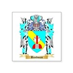 Bandman Square Sticker 3