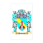 Bandman Sticker (Rectangle)