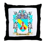 Bandman Throw Pillow